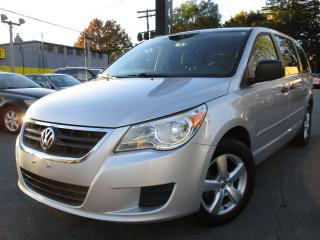 Used 2012 Volkswagen Routan 3.6L ~ LOW KMS ~ 65KMS ONLY ~ NAVIGATION !!! for sale in Burlington, ON