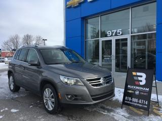 Used 2009 Volkswagen Tiguan for sale in Gatineau, QC