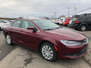 Used 2015 Chrysler 200 LX for sale in Lévis, QC