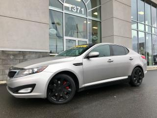Used 2011 Kia Optima LX for sale in Ste-Agathe-des-Monts, QC