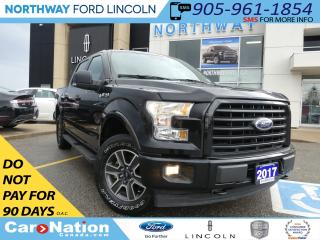 Used 2017 Ford F-150 XLT-SPORT | NAV | HEATED SEATS | 3.5L ECOBOOST | for sale in Brantford, ON