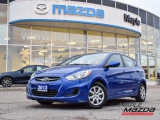 Used 2013 Hyundai Accent GL Auto - A/C - Hatchback for sale in Maple, ON