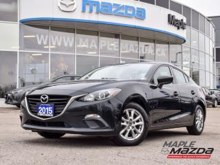 Used 2015 Mazda MAZDA3 GS - Bluetooth - $94.25 B/W for sale in Maple, ON