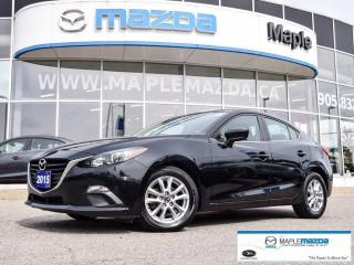 Used 2015 Mazda MAZDA3 GS - Bluetooth - $99.49 B/W for sale in Maple, ON