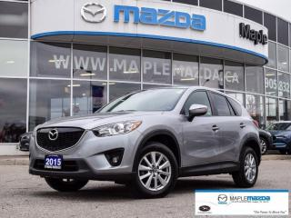 Used 2015 Mazda CX-5 GS, All wheel drive, Camera, Heated seats for sale in Maple, ON