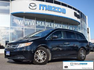 Used 2012 Honda Odyssey EX-L, One owner for sale in Maple, ON