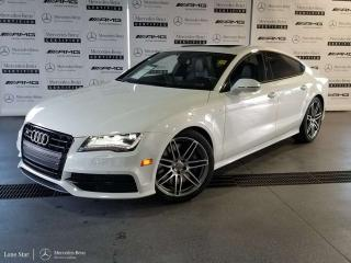 Used 2014 Audi S7 4.0 7sp S tronic for sale in Calgary, AB