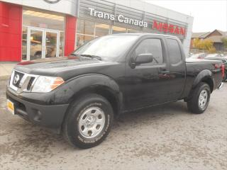 Used 2014 Nissan Frontier S King Cab for sale in Peterborough, ON