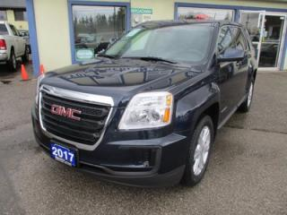 Used 2017 GMC Terrain 'LIKE NEW' SLE-1 MODEL 5 PASSENGER 2.4L - ECO-TEC.. ECON-PACKAGE.. TOUCH SCREEN.. BACK-UP CAMERA.. BLUETOOTH SYSTEM.. for sale in Bradford, ON