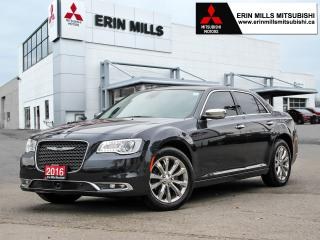 Used 2016 Chrysler 300 C AWD for sale in Mississauga, ON
