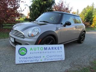 Used 2013 MINI Cooper BAKER STREET, ROOF, AUTO, INSP, WARR, FINANCE! for sale in Surrey, BC