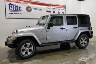 Used 2018 Jeep Wrangler Sahara+4x4+démarreur for sale in Sherbrooke, QC