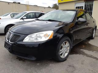 Used 2006 Pontiac G6 for sale in Dundas, ON