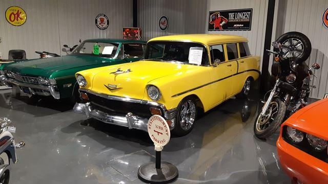1956 Chevrolet Bel Air Wagon **Super Nice**