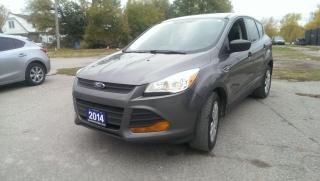 Used 2014 Ford Escape S BACK UP CAMERA/BLUE TOOTH for sale in Cambridge, ON