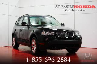 Used 2010 BMW X3 xDRIVE 28i + MAGS + CRUISE + GR ÉLECTRIQ for sale in St-Basile-le-Grand, QC