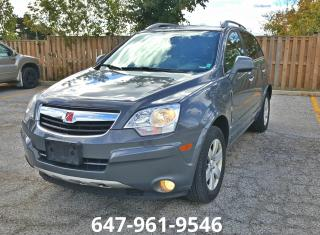 Used 2008 Saturn Vue XR for sale in Mississauga, ON