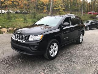 Used 2012 Jeep Compass Sport/North CERTIFIED for sale in Waterloo, ON