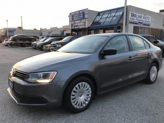 Used 2012 Volkswagen Jetta 2.0L Trendline AUTO|HEATED SEATS|CERTIFIED for sale in Concord, ON