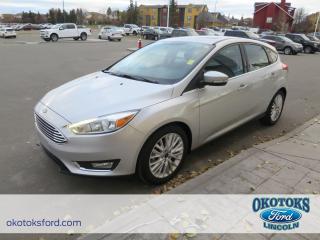 Used 2018 Ford Focus Titanium for sale in Okotoks, AB