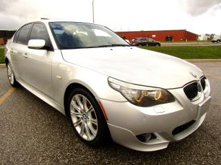 Used 2008 BMW 5 Series 535i - xDrive - All Wheel Drive for sale in Woodbridge, ON