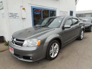 Used 2012 Dodge Avenger *CLEAN CARPROOF* Certified w/ 6 Month Warranty for sale in Brantford, ON
