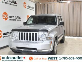 Used 2012 Jeep Liberty Sport, 3.7L V6, 4wd, Cloth seats for sale in Edmonton, AB