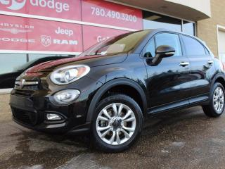 Used 2016 Fiat 500 X EASY / All Wheel Drive for sale in Edmonton, AB