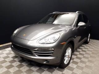 Used 2013 Porsche Cayenne DIESEL | Premium PLUS | BOSE | Trailer Hitch | Entry & Drive for sale in Edmonton, AB