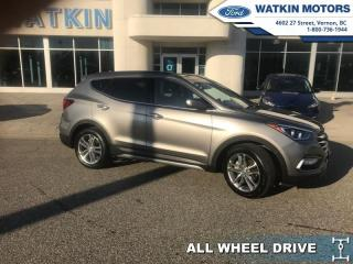 Used 2018 Hyundai Santa Fe Sport Limited AWD for sale in Vernon, BC