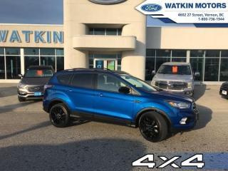 Used 2017 Ford Escape SE for sale in Vernon, BC