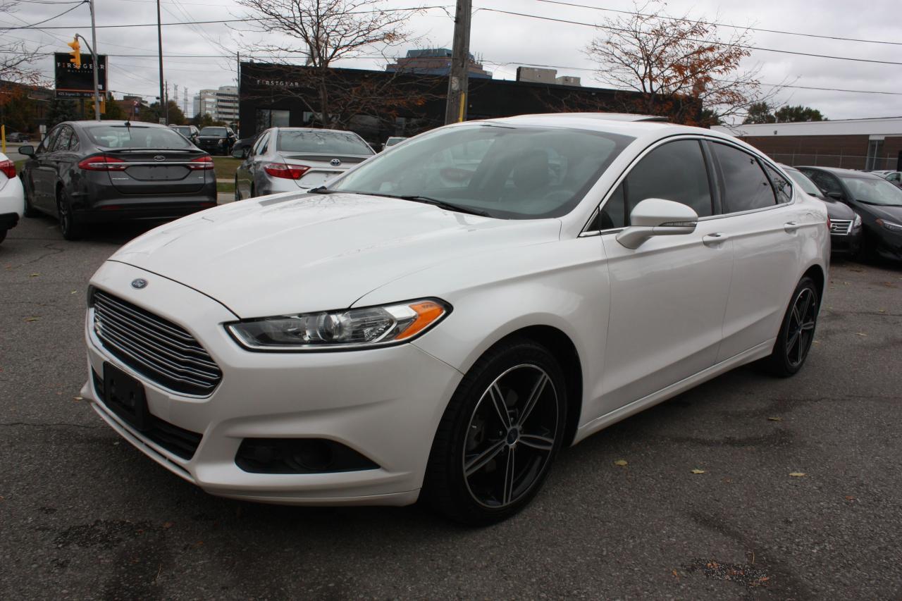 2014 Ford Fusion LEATHER|SUNROOF|NAVI|BACKUP