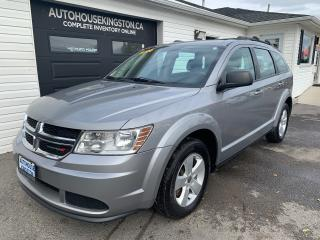 Used 2016 Dodge Journey Canada Value Pkg for sale in Kingston, ON