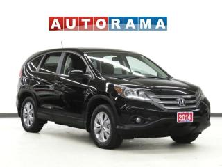 Used 2014 Honda CR-V EXL LEATHER SUNROOF 4WD BACKUP CAMERA for sale in Toronto, ON
