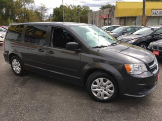 Used 2015 Dodge Grand Caravan CANADA VALUE PACKAGE/ POWER GROUP/ LOADED! for sale in Scarborough, ON