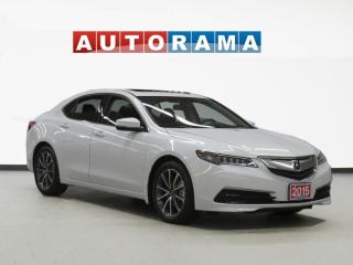 Used 2015 Acura TLX SH AWD  LEATHER BACKUP CAMERA for sale in Toronto, ON
