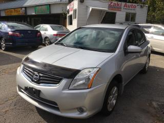 Used 2010 Nissan Sentra 2.0 Safety And E Test Included The Price for sale in Toronto, ON