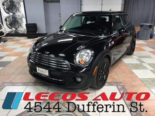 Used 2012 MINI Cooper Baker Street Edition for sale in North York, ON