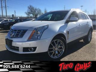 Used 2013 Cadillac SRX Premium  - Sunroof -  Navigation for sale in St Catharines, ON