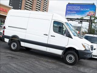 Used 2016 Mercedes-Benz Sprinter 2500|4X4|NAVI|REARCAM|HIGH ROOF|BLUETOOTH for sale in Toronto, ON