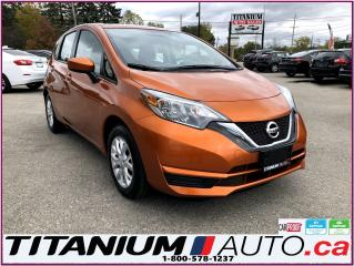 Used 2017 Nissan Versa Note SV-Camera-Heated Seats- Cruise & Traction Control- for sale in London, ON