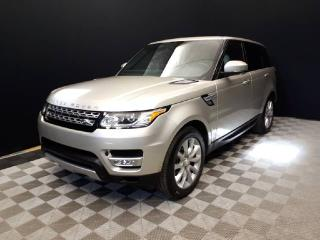 Used 2014 Land Rover Range Rover SPORT HSE for sale in Edmonton, AB