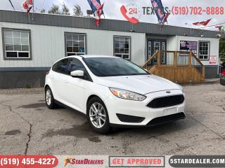 Used 2016 Ford Focus SE | CAM for sale in London, ON