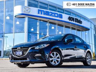 Used 2015 Mazda MAZDA3 GX, ONE OWNER, NO ACCIDENTS,1.9% FINANCE AVAILABLE for sale in Mississauga, ON