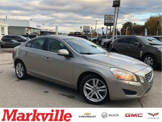 Used 2012 Volvo S60 T6-LEATHER-ROOF-CERTIFIED PRE-OWNED for sale in Markham, ON