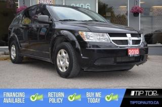 Used 2010 Dodge Journey SE ** 7 Passenger, One Owner, Accident Free ** for sale in Bowmanville, ON