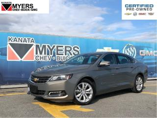 Used 2018 Chevrolet Impala V6, HEATED LEATHER, SUNROOF for sale in Ottawa, ON