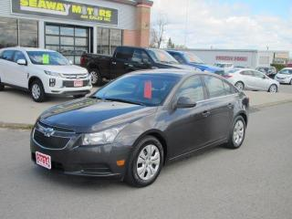Used 2014 Chevrolet Cruze 1LT Auto for sale in Brockville, ON