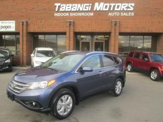 Used 2014 Honda CR-V TOURING | NAVIGATION |SUNROOF |  CAMERA | LEATHER for sale in Mississauga, ON
