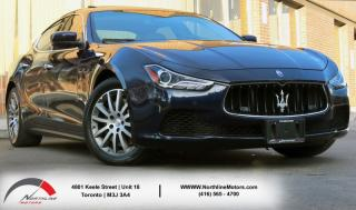 Used 2014 Maserati Ghibli S|Navigation|Backup Camera|Sunroof| for sale in Toronto, ON